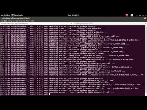 How to Install OpenContrail with OpenStack In Ubuntu VirtualBox setup