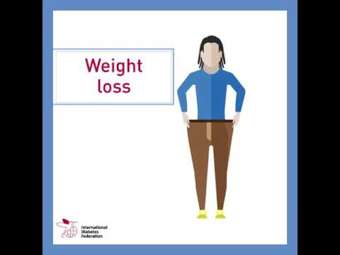 Do you know the symptoms of diabetes?