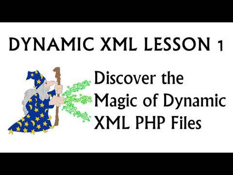 Discover Dynamic XML: Flash Photo Gallery PHP Loop Files Tutorial