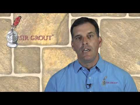 Greg Lynch of Sir Grout Tampa Intro
