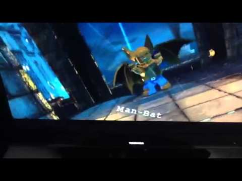 Lego Batman 2: Man Bat