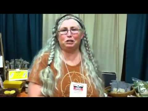 Moonwise Herbs at the Mother Earth News Fair.flv