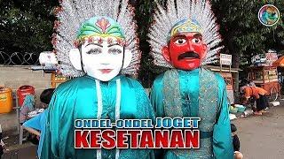 Lagi Syantik Versi Ondel Ondel Sheira Betawi Vs Bintang Jaya
