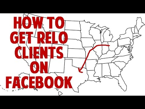 Mortgage Facebook Ads: How to Target Relocation Clients
