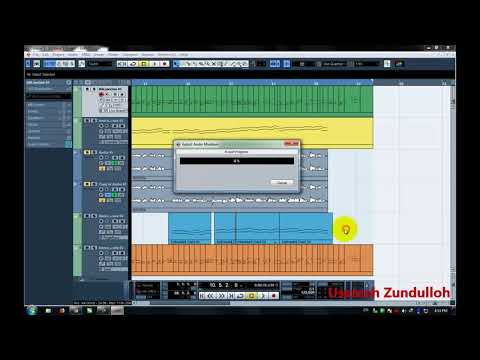 Cubase Tutorial Export Project to MP3