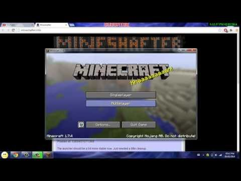 Minecraft- Simplest Way To Change Your Minecraft Username