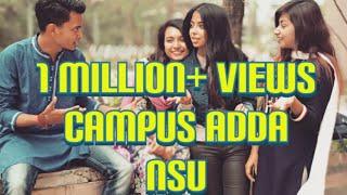 বসন্ত এসে গেছে NSU Campus Nsuss হালা