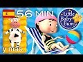 Download Vamos a nadar   Y muchas más canciones infantiles   ¡56 minutos de recopilación LittleBabyBum! MP3,3GP,MP4