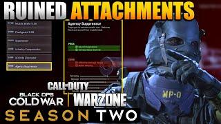 Season 2 Ruined Cold War Guns in Warzone   Huge Changes in 1.32 Update