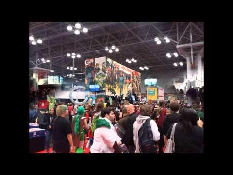 NYC Comic-Con 2014