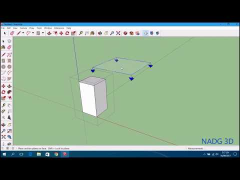 SketchUp - How To Make Construction Sequence Animations By Use