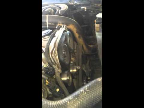 ford ranger 2010-2015 correct timing control