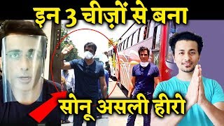 How Sonu Sood Became GOD For Migrants? | REAL LIFE HERO