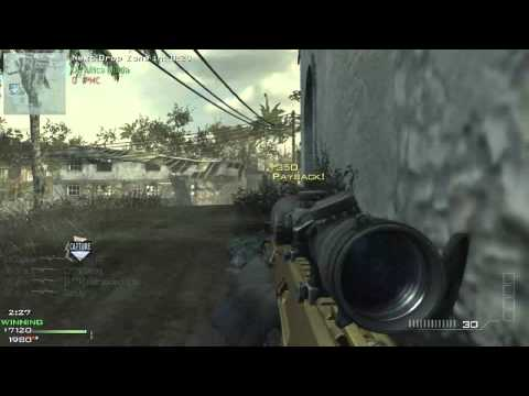 DS Jinx - MW3 Game Clip