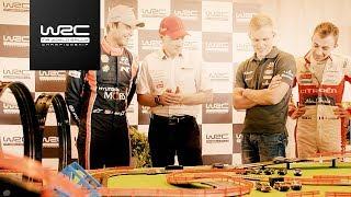 WRC Slot Car Competition!