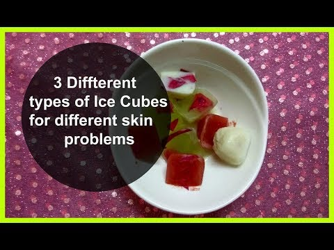 Ice cube for open pores| get rid of open pores| get clear spotless glowing skin naturally NehaBeauty