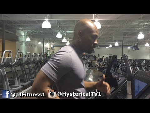 Treadmill Tip - How to burn a lot of calories ( Fitness Tips ) @TJ Fitness 1