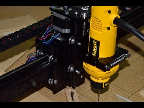 X-Carve CNC Fabricated Quadcopter Using 2MM Carbon Fiber and 1/4 Inch Aluminum