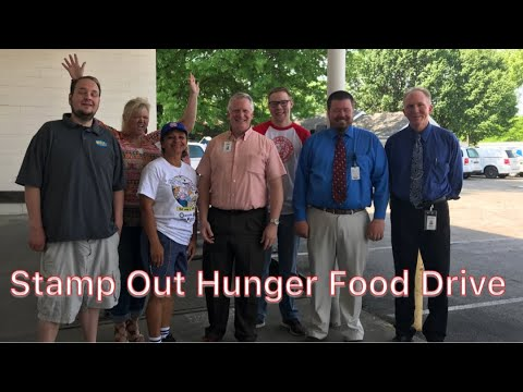 Stamp Out Food Drive 2018