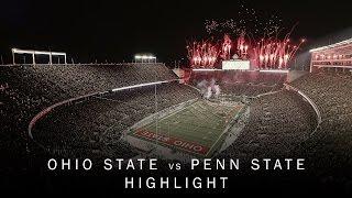Ohio State Football: Penn State Highlight