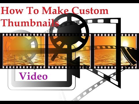 How to Create Thumbnails for Videos - Online FREE
