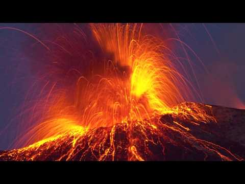 What's the most dangerous thing about volcanoes?