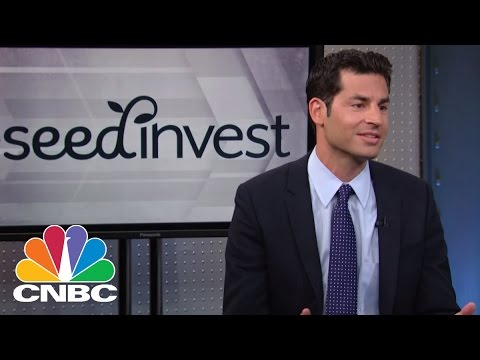 SeedInvest CEO: Investing In Startups   Mad Money   CNBC