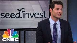 SeedInvest CEO: Investing In Startups | Mad Money | CNBC
