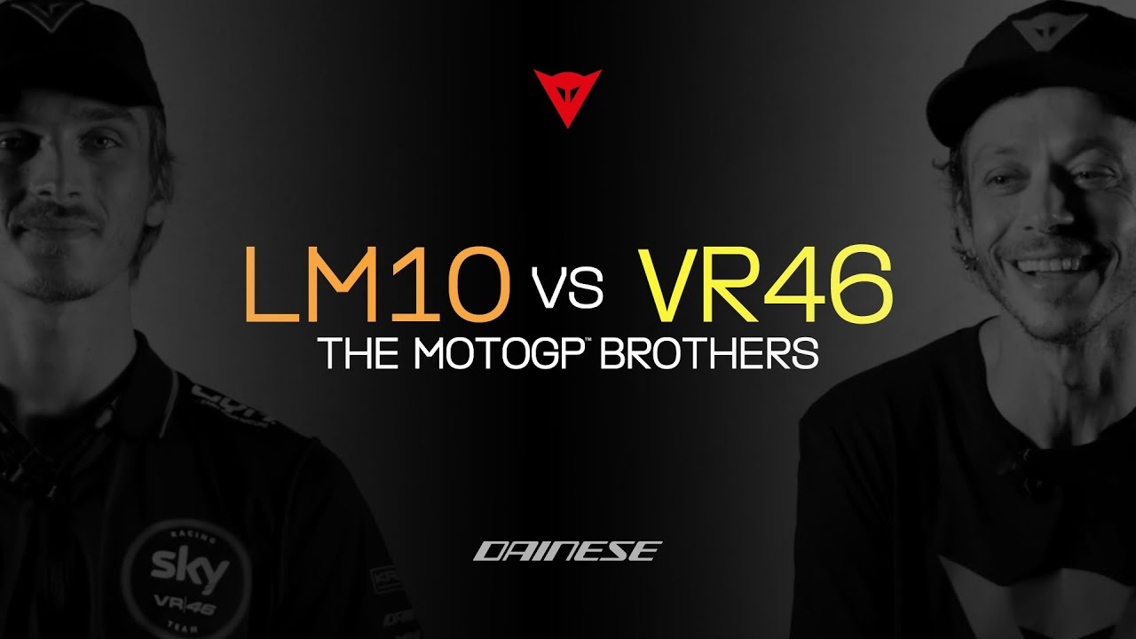 The MotoGP™ Brothers | LM10 vs. VR46