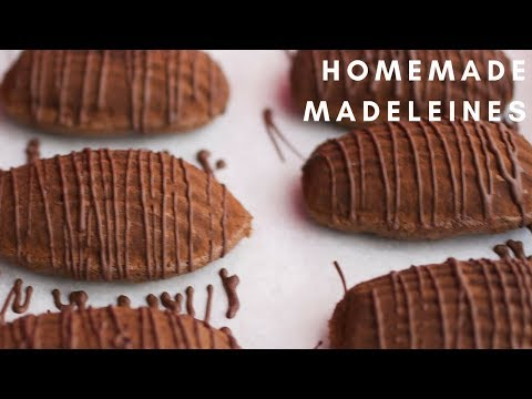 DIY FRENCH MADELEINES | Craftsy