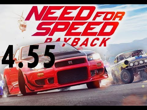 PS4 JAILBREAK 4.55 PLAY NEED FOR SPEED PAYBACK