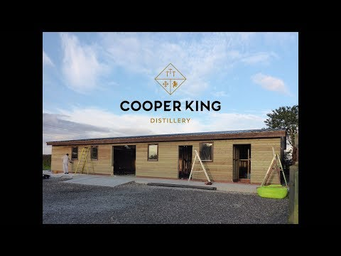 Cooper King Distillery - Construction Timelapse