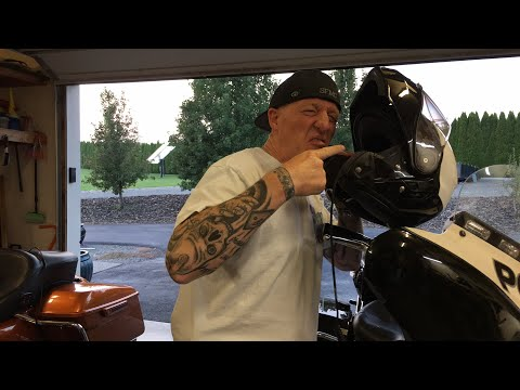How to Freshen a Stinky Motorcycle Helmet Quickly!!