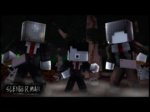 Minecraft: WHO'S YOUR FAMILY!? - O BEBÊ DA FAMÍLIA SLENDER! (Slender Family)