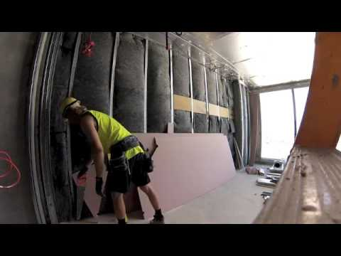 Dry Wall Fire-rated