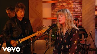 Taylor Swift - The Archer in the Live Lounge