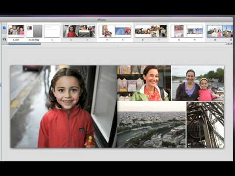 Apple - Software - iPhoto - Create Your Own Photo Book