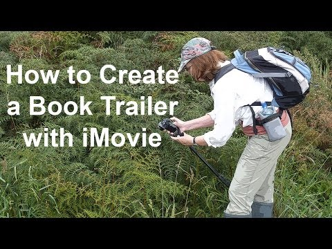 How to Create a Book Trailer with iMovie 2013