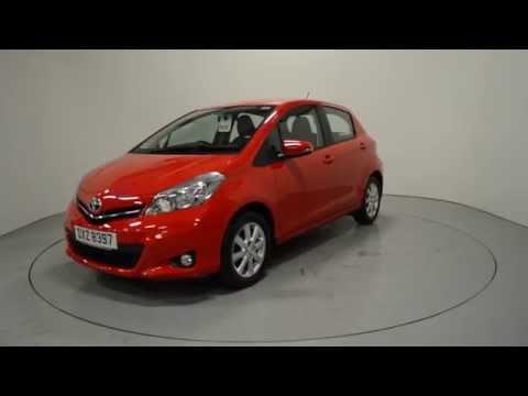 Used 2013 Toyota Yaris | Used Cars for Sale NI | Shelbourne Motors NI | J33WNC