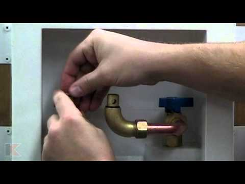 Timeout Valve Installation for Double Valve setup