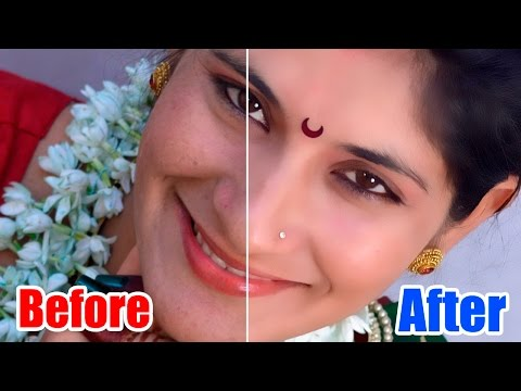Skin/Face Clean/smoth/soft Retouching in adobe Photoshop With Topaz Labs Filter [Hindi]