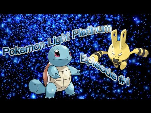Pokemon Light Platinum - Episode 1 - Destroying the Scripture