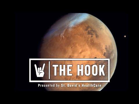 The Hook: Ice On Mars