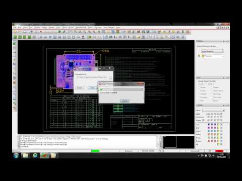 OrCAD Allegro How-To Parameter and Tech Files Tutorial Cadence OrCAD