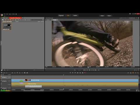 Pinnacle Studio 20 - Editing: Cutting and trimming video and audio clips