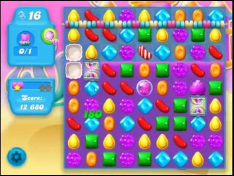 Candy Crush Soda Saga Level 173 No Boosters