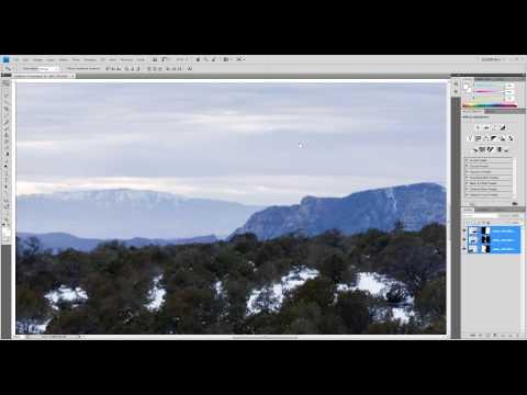 Adobe Photoshop Photomerge