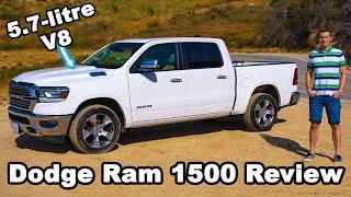 Dodge Ram 1500 Pickup 2020 review - the Rolls-Royce of Trucks!