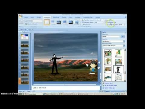 Animations: Flipbook with PowerPoint