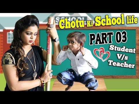 Xxx Mp4 CHOTU KI SCHOOL LIFE PART 3 TEACHER VS STUDENT Khandesh Comedy Video 2019 3gp Sex